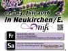 Musikfest Flyer